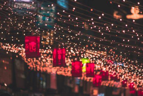 Diwali celebration.