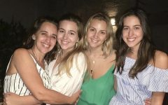The group of girls in Brazil.