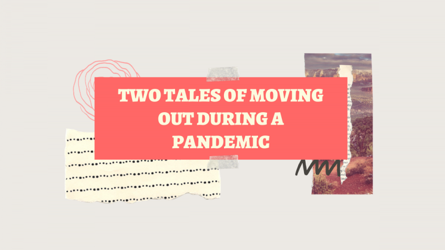 Two Tales of Moving Out During a Pandemic.