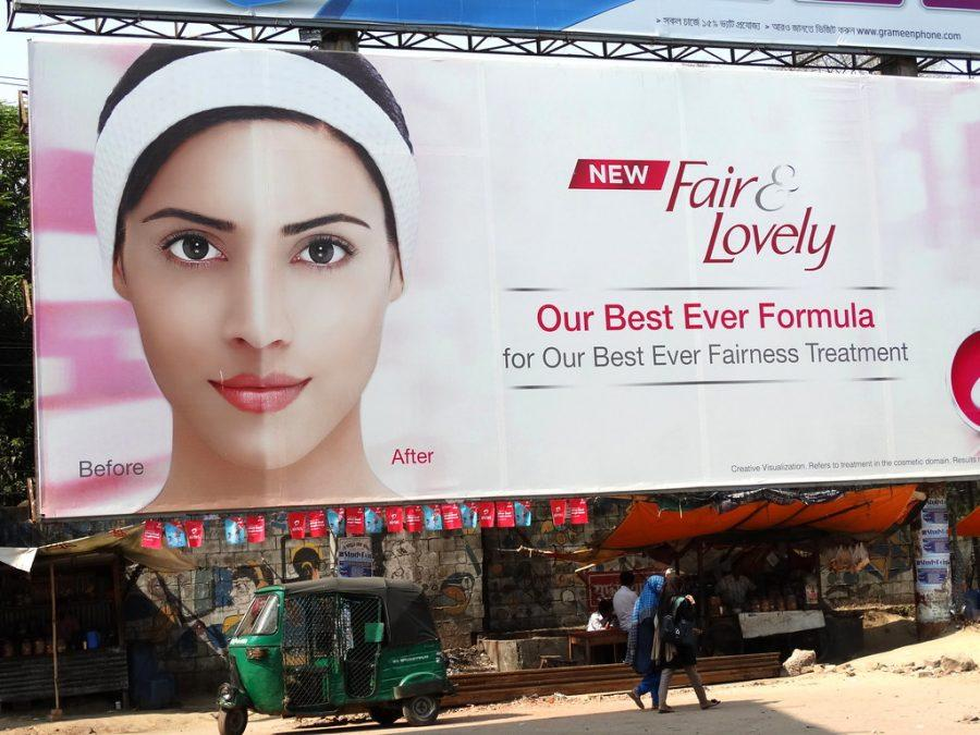 Fair+%26+Lovely+promotes+colorism+in+India.