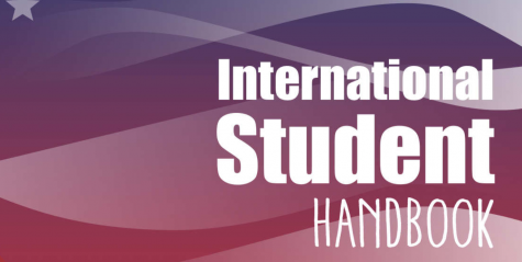 The International Student Handbook, created by Sammy Hejazi, offers advice to international students studying in the U.S.