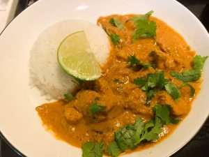 The completed dish. Photo: Avantika Panda