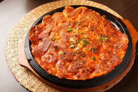 [Recipe] Kimchi Pancake