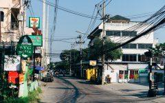 Street scene in Thailand. Photo by Markus Winkler on Unsplash